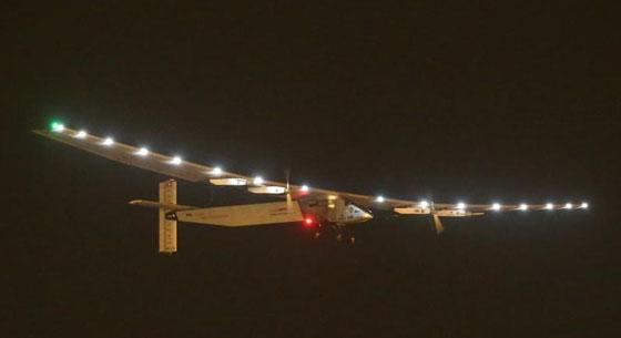 广州  世界最大太阳能飞机抵达南京 - baogaosu.com