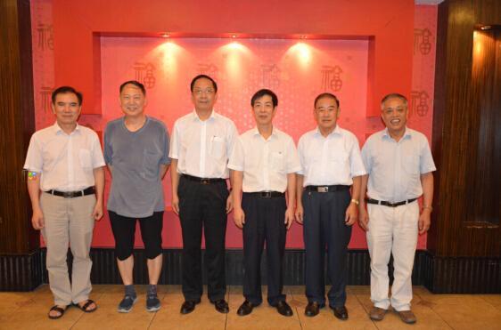 广东海洋大学广州校友会水产学院分会圆满成立