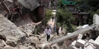 墨西哥中部发生地震 遇难人数升至120人 - 广东电视网