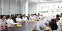 刘炜副厅长带队赴惠州市仲恺高新区调研科技创新工作 - 科学技术厅