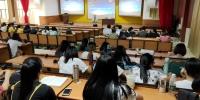 财经系与东莞市万葵资产联合举办金融知识系列讲座 - 广东科技学院