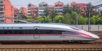 """本次共有6列动车组列车改用""""复兴号""""CR400BF型动车组运行,具体为: - 新浪广东"""