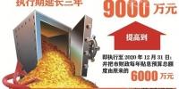 """东莞""""三融合""""信贷支持计划延长三年 市财政每年贴息增至9000万元 - News.Timedg.Com"""