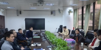 我校组织开展基层党建现场检查考核工作 - 华南师范大学