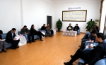 校领导带队赴珠江学院调研 - 华南农业大学