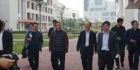 刘炜副厅长一行到广州生物岛督查省实验室建设工作 - 科学技术厅