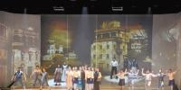 """""""纪念堂之夜""""公益惠民系列演出又来了 《闯金山》打响""""头炮"""" - 广东大洋网"""