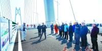 港珠澳大桥主体工程完成交工验收 - Gd.People.Com.Cn
