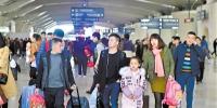 春运前9天广铁发送旅客1300万 - 广东大洋网