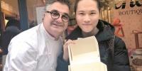 """广州小伙在巴黎学艺做西点: 用美食点亮""""双城梦想"""" - 广东大洋网"""