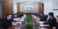 黄宁生副省长到我厅督导落实省政府全体会议精神 - 科学技术厅