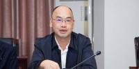 省政协副主席刘日知一行到我厅调研座谈 - 科学技术厅