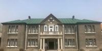 修缮一新的伪满皇宫博物院缉熙楼。 李彦国 摄 - 新浪广东