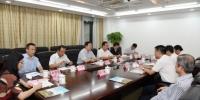 民盟中央专职副主席徐辉一行来我校调研 - 华南农业大学