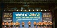 广州健身健美锦标赛落幕 - 体育局