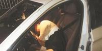 女子醉驾竟昏睡繁忙路口 莞城交警大队查获一名醉驾女子 - News.Timedg.Com