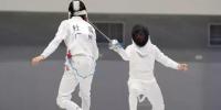 省运会击剑项目开赛首日 广州代表团夺三金一银继续金牌榜上领跑 - 体育局
