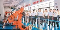 广州新发展 帮扶新动能 - 广东大洋网