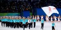 省运大检阅 广州体育代表团创辉煌 - 体育局