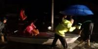 广州警方全警在岗 尽全力做好台风防御及灾后救援 - 广州市公安局