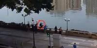 """点赞!广州一民警今早珠江边跑步上班,""""顺手""""救起了一名落水者 - 广州市公安局"""