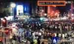 10月9日黄河路聚众扰乱秩序案涉事人员4人被刑拘 - 新浪广东