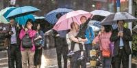 零星小雨后  周末温暖来 - 广东大洋网