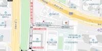 地铁十三号线二期施工,穗福街部分路段围蔽 - 广东大洋网