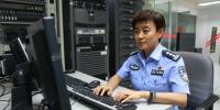 以科技创新推动出入境服务——许静双 - 广州市公安局