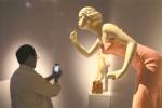 南北雕塑联展在广州开幕 - 广东大洋网