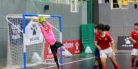 我校男子足球队勇夺中国大学生五人制足球联赛(西南赛区)第五名 - 华南师范大学