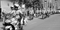 广州番禺交警大龙分队挂牌成立 - 广州市公安局