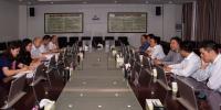 量子通信京沪干线总师陈宇翱一行到我厅座谈 - 科学技术厅