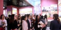 学校研究生工作队伍赴深圳参观广东改革开放40周年展览 - 华南农业大学