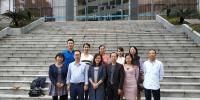 南宁学院公共教学部来我校公共基础课部学习交流 - 广东科技学院