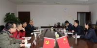 宁夏社会科学院段庆林副院长一行到我院调研 - 社会科学院