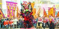 佛山传统狮锦标赛收官 幼儿醒狮首度亮相 - 体育局