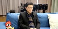 广州交响乐团团长陈擎接受新浪广东专访 摄影/陈丰毅 - 新浪广东