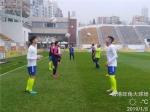 【省港杯】今晚广东队作客香港政府大球场 - 体育局