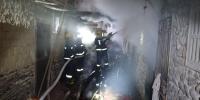 韶关:居民厨房起火  春节期间市民要注意用火用电安全 - 消防局