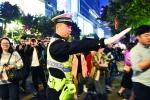 春节期间交通警情同比下降11.84% - 广东大洋网