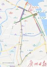 地铁11号线芳村站16日起将实施二期施工围蔽 - 广东大洋网