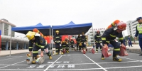 应急管理部消防救援局第五考核组圆满完成对广东消防总队冬训达标交叉考核工作 - 消防局