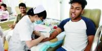 广州去年千人献血率达25.9%,居全国首位 - 广东大洋网