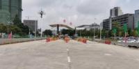 北二环高速公路——开创大道出入口工程(香雪互通立交)开通 - 广东大洋网