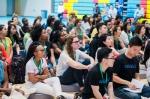 全球青年创新集训营在深圳举行开营仪式 - 新浪广东