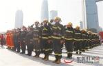 """东莞市启动2019年""""119""""消防安全宣传月活动 - News.Timedg.Com"""