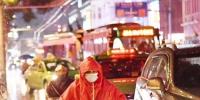 """周一广州将再遇""""龙舟水"""",强降雨预计早晨就到 - 广东大洋网"""