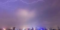 昨夜广州闪电超一万次!广东强降雨明日再来! - 广东大洋网