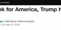 """真相丨疫情+抗议 双重危机笼罩美国 美政府却在四处""""找茬"""" - News.Timedg.Com"""